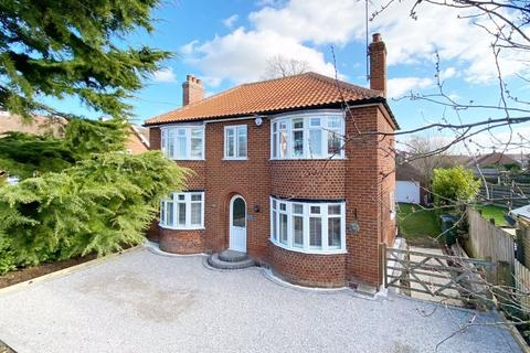 4 bedroom detached house for sale - Church Road, Stamford Bridge
