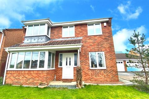 4 bedroom detached house for sale - Trinity Park, Houghton Le Spring