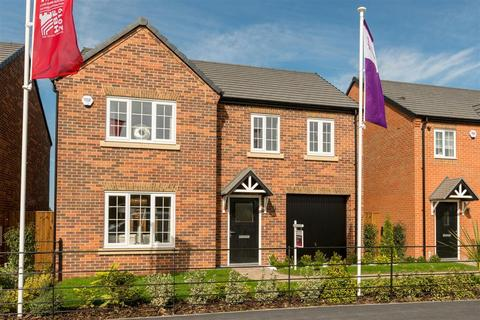 4 bedroom detached house for sale - The Eynsham - Plot 42 at Foxley Meadows, Hawling Road YO43