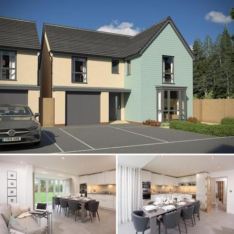 4 bedroom detached house for sale - Plot 233, Exeter at DWH @ Brunel Quarter, Station Road, Chepstow, CHEPSTOW NP16