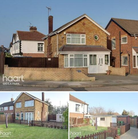 3 bedroom detached house for sale - Ramsay Gardens, Romford, RM3