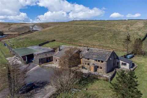 5 bedroom equestrian property for sale - Higher Calderbrook Road, Littleborough, Lancashire, OL15