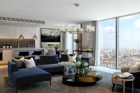 2 bedroom apartment to rent - Landmark Pinnacle, Marsh Wall , E14