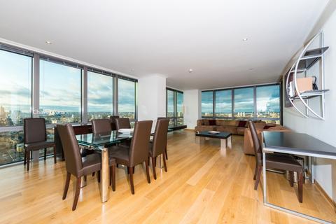 2 bedroom apartment to rent - No.1 West India Quay, Canary Wharf, London E14