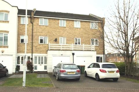 4 bedroom terraced house for sale - Grimsby Grove, Docklands, London, E16 2RJ