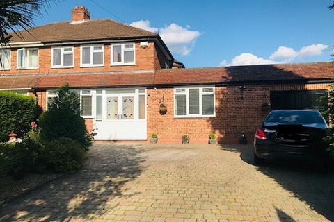 5 bedroom semi-detached house to rent - Grange Lane, Sutton Coldfield