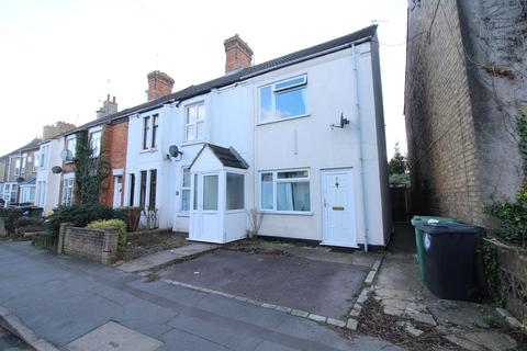 3 bedroom end of terrace house for sale - New Road, Woodston, PE2