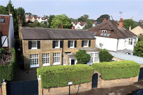 5 bedroom detached house for sale - Somerset Road, Wimbledon, SW19
