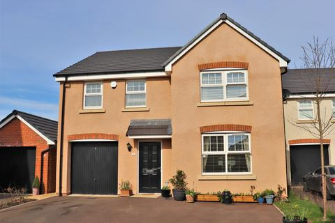 4 bedroom house for sale - Ternata Drive, Monmouth, NP25
