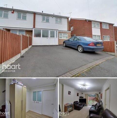 3 bedroom semi-detached house for sale - Pinewood Avenue, Leicester