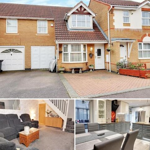 3 bedroom terraced house for sale - Lordswood Close, Northampton