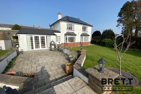 4 bedroom detached house for sale - Neyland Terrace, Neyland, Milford Haven, Pembrokeshire. SA73 1PR
