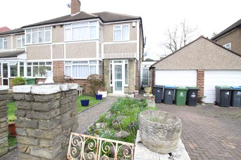 3 bedroom semi-detached house for sale - Somerset Close, New Malden KT3