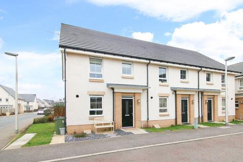3 bedroom end of terrace house for sale - 68 Doctor Gracie Drive, Prestonpans EH32 9GQ