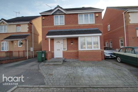 3 bedroom detached house for sale - Bolus Road, Leicester