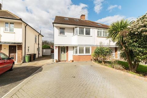 4 bedroom semi-detached house for sale - Mortimer Cresent, KT4