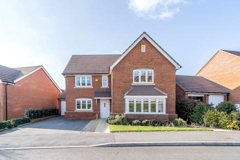 5 bedroom detached house for sale - Bakers Lane, Long Buckby, Northamptonshire, NN6
