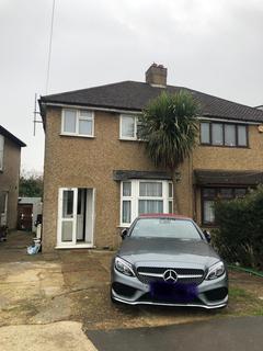 4 bedroom semi-detached house to rent - Dickens Avenue, Uxbridge, Uxbridge UB8