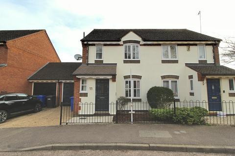 2 bedroom semi-detached house for sale - Old Brewery Walk, Brackley