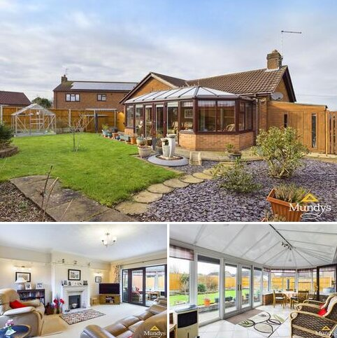 3 bedroom detached house for sale - Lincoln Lane, Thorpe-on-the-Hill, Lincoln