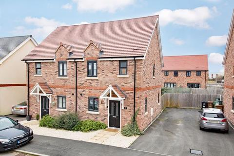 2 bedroom semi-detached house for sale - Holdenby Drive, Corby