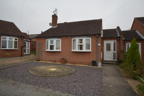 2 bedroom semi-detached bungalow to rent - Manor Close, Southwell