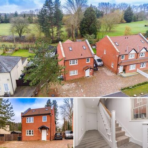3 bedroom detached house for sale - Copthall Green, Upshire