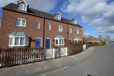 3 bedroom terraced house for sale - 4 Thomas Kitching Way, Bardney