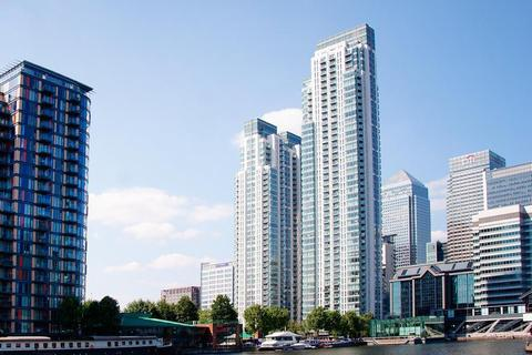 1 bedroom flat for sale - Pan Peninsula East, South Quay, Canary Wharf, London, E14 9HN