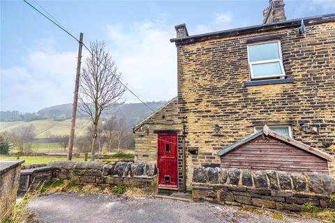 3 bedroom end of terrace house for sale - Bethel Terrace, Brearley, Luddendenfoot, Halifax, HX2