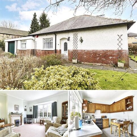 2 bedroom bungalow for sale - Marsh Gardens, Honley, Holmfirth, HD9