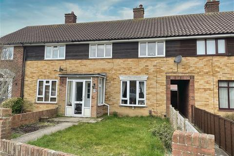 3 bedroom terraced house for sale - Harefield Avenue, Worthing, West Sussex, BN13 1DR