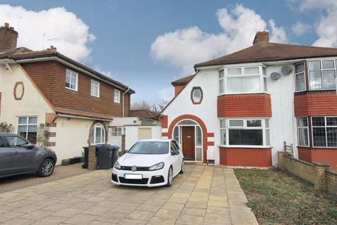 3 bedroom semi-detached house for sale - Brockenhurst Avenue, Worcester Park