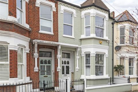 4 bedroom terraced house for sale - Tregarvon Road, London, SW11
