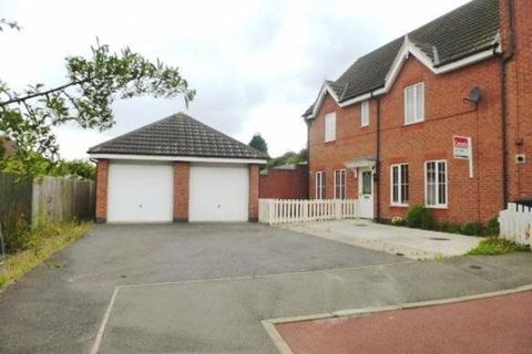 4 bedroom semi-detached house to rent - 50 Oakwood Road, Leicester, LE4 0BD