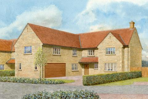 5 bedroom detached house for sale - Plot 4 - The Walnuts, The Wood Yard, Colsterworth