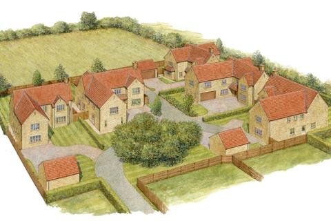 5 bedroom detached house for sale - Plot 3 - Beech House, The Wood Yard, Stamford Road, Colsterworth