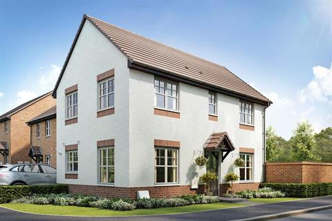 3 bedroom detached house for sale - The Easedale - Plot 118 at Burleyfields, Stafford, Martin Drive ST16