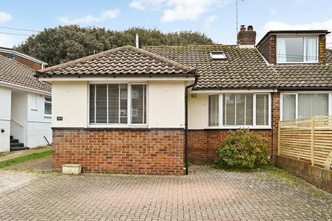 3 bedroom semi-detached bungalow for sale - Valley Road, Portslade