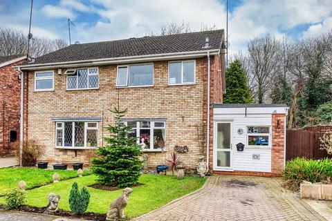 3 bedroom semi-detached house for sale - 2, Corve Gardens, Tettenhall, Wolverhampton, WV6