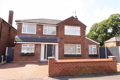 5 bedroom detached house for sale - Holwood Drive, Whalley Range, Manchester, M16