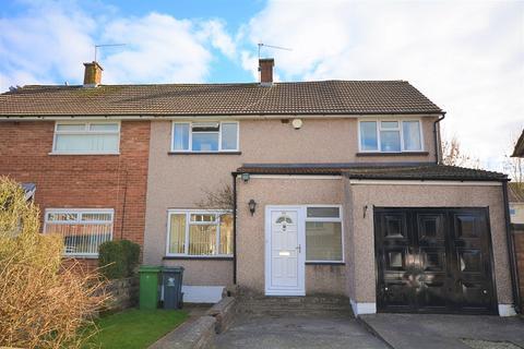 4 bedroom semi-detached house for sale - Dickens Avenue, Llanrumney, Cardiff. CF3
