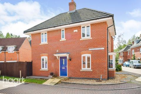 4 bedroom detached house for sale - Muirfield Close, Lincoln