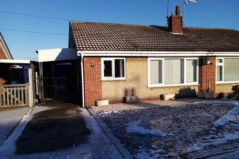 2 bedroom bungalow for sale - Maple Close, Tuxford, Newark