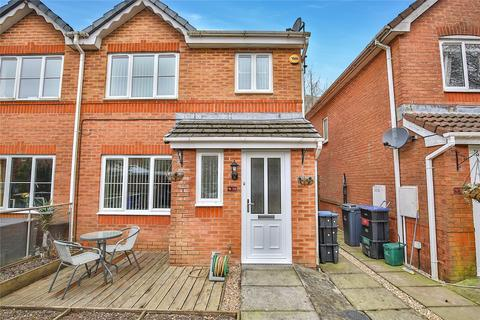 3 bedroom semi-detached house for sale - Victoria Avenue, Victoria, Ebbw Vale, Blaenau Gwent, NP23