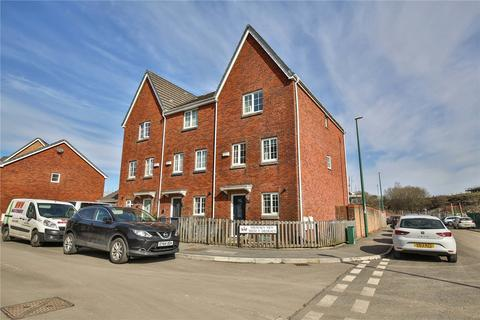 4 bedroom townhouse for sale - Milfraen View, Brynmawr, Gwent, NP23