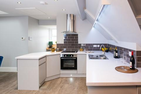 2 bedroom penthouse to rent - Rockaway Place, Station Road, Beeston