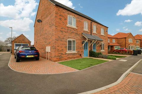 3 bedroom semi-detached house for sale - Acorn Drive, South Hykeham, Lincoln