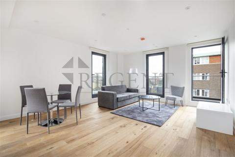 1 bedroom apartment to rent - Luxe Tower, Ordnance Building, E1