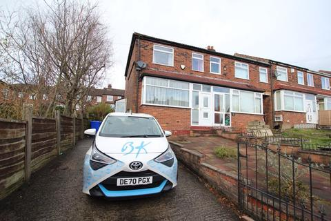 3 bedroom end of terrace house to rent - Wilma Avenue, Manchester